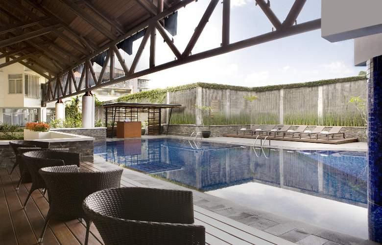 Santika Bandung - Pool - 6