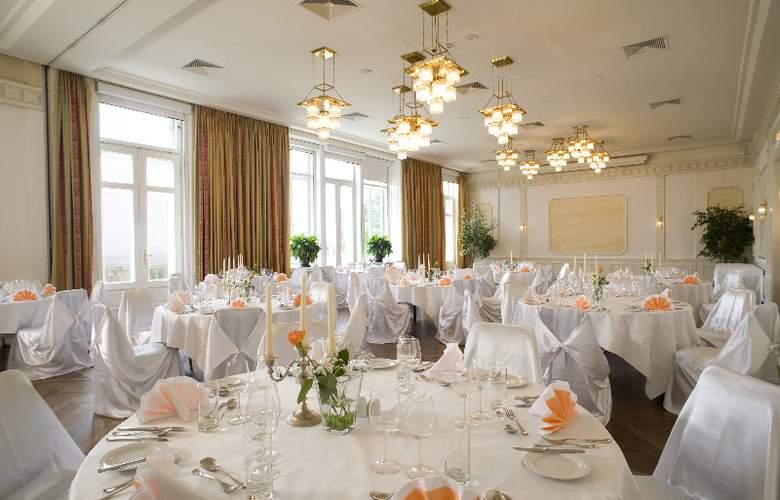 Austria Trend Hotel Schloss Wilhelminenberg - Restaurant - 8