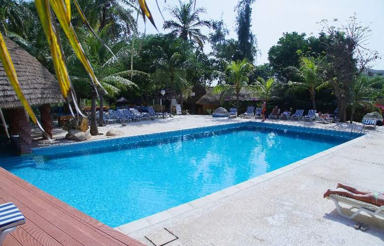 Bougainvillees - Pool - 3