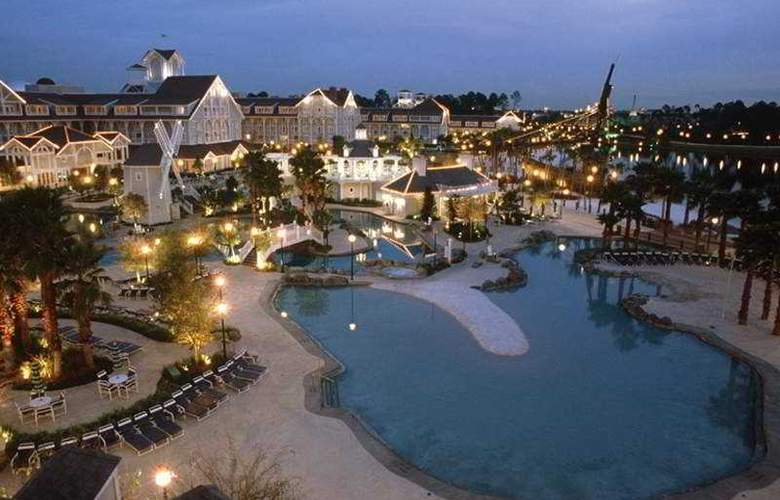 Disney's Beach Club Resort Package - General - 2