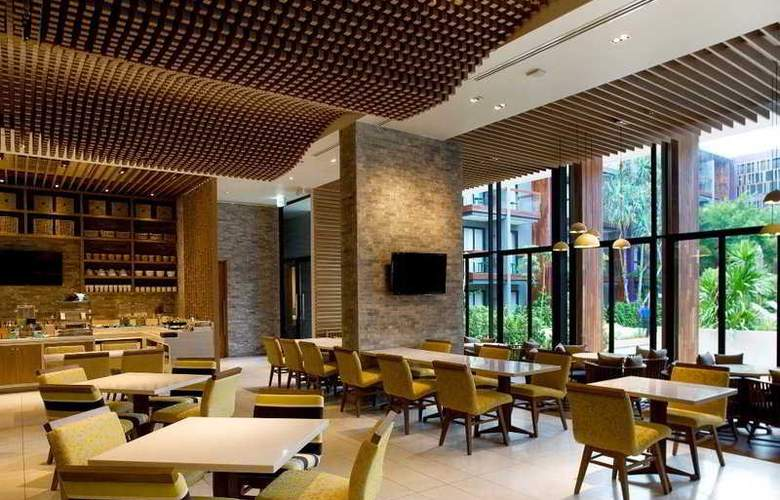 Holiday Inn Express Phuket Patong Beach Central - Restaurant - 11