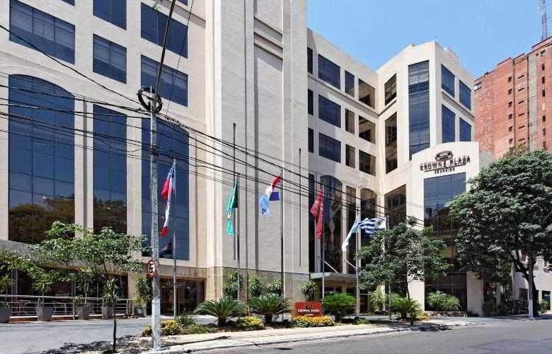 Crowne Plaza Asuncion - Hotel - 19