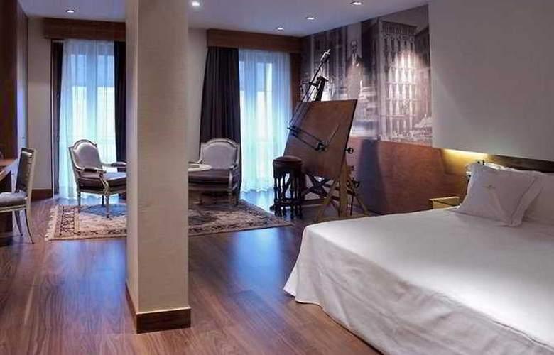 Gran Hotel La Perla - Room - 2