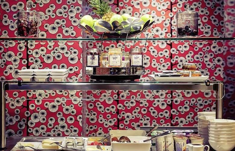 Mercure Plaza Republique - Restaurant - 63