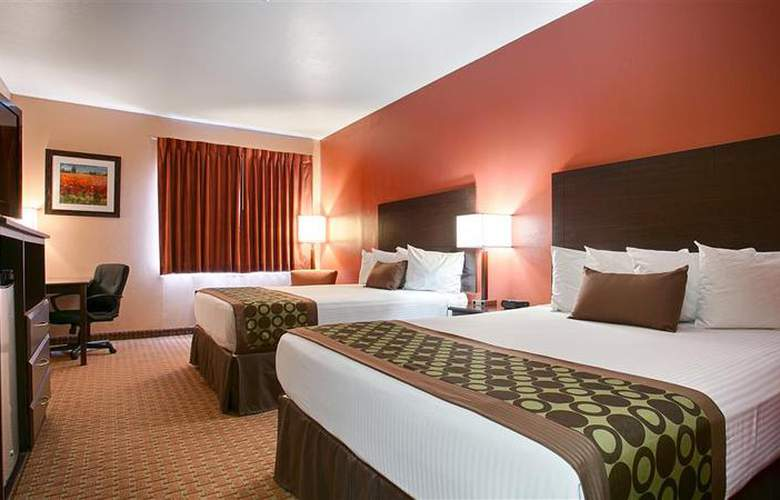 Best Western Topeka Inn & Suites - Room - 45