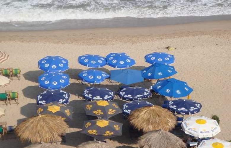 Blue Chairs - Beach - 3
