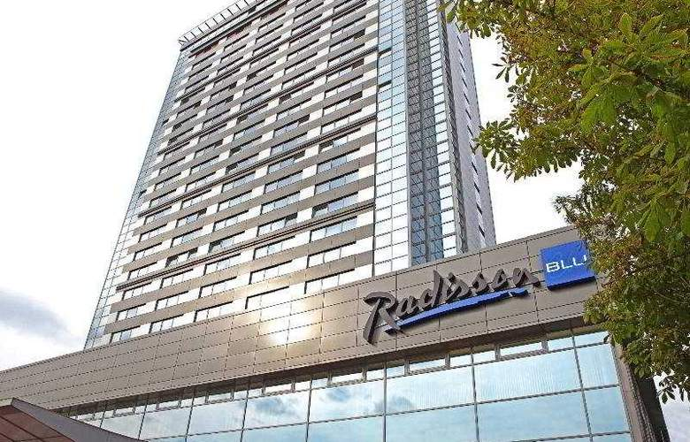 Radisson Blu Latvija Conference & Spa Hotel, Riga - Hotel - 0