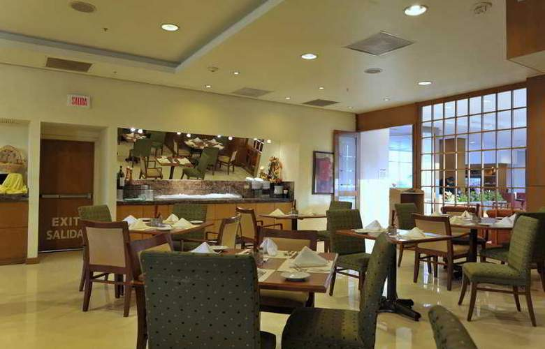 Courtyard by Marriott Monterrey San Jeronimo - Restaurant - 3