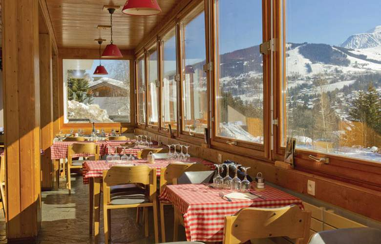 Les Chalets du Prariand - Restaurant - 9