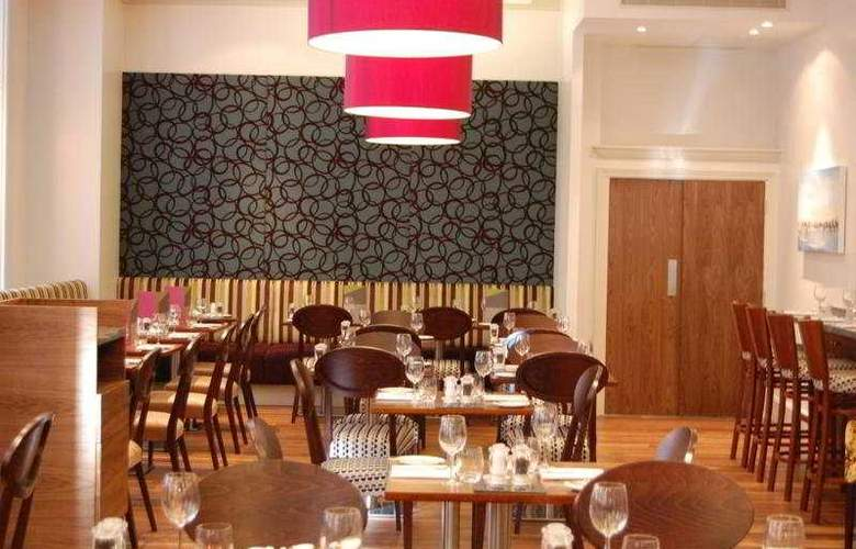 Bloomsbury Park - A Thistle Associate Hotel - Restaurant - 3