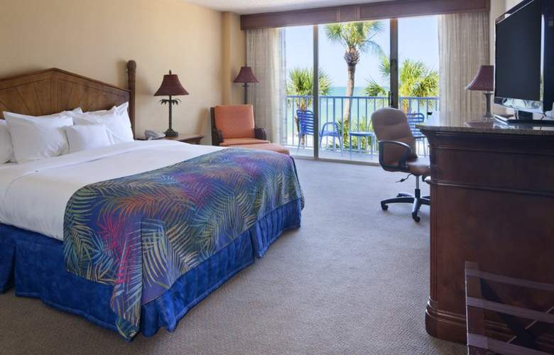 DoubleTree Beach Resort by Hilton Tampa Bay/North - Room - 0