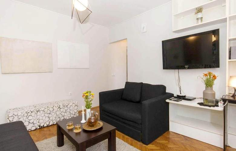 One Bedroom Apartment Hip & Spacious - Hotel - 2