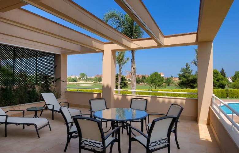 Apartamentos Oliva Nova Golf - Terrace - 3