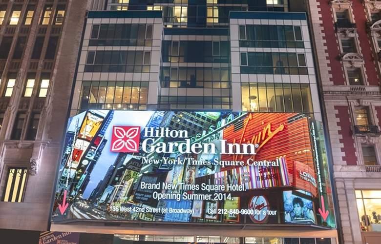 Hilton Garden Inn New York-Times Square Central - Hotel - 0