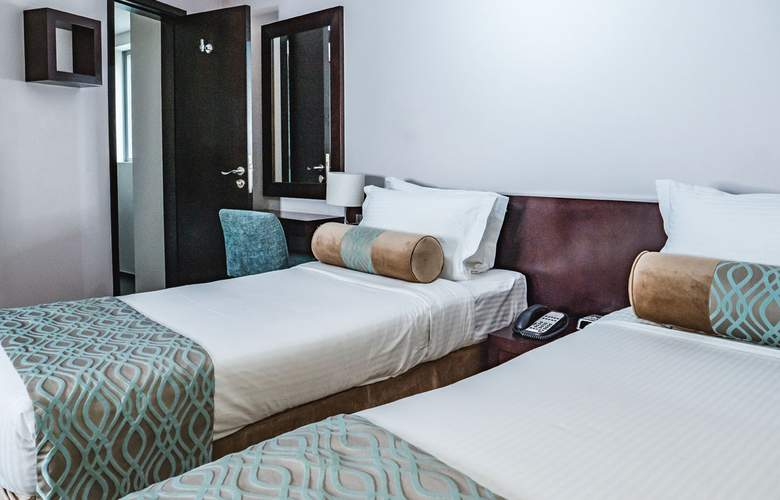 Signature Hotel Apartments & Spa Marina - Room - 1