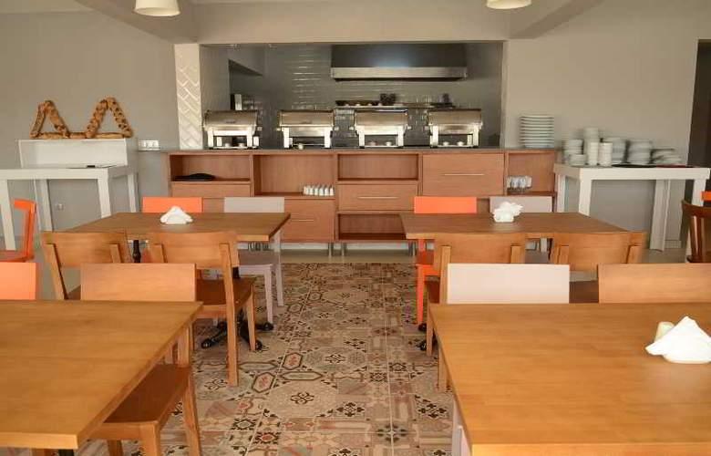 Bodrum Eos hotel - Restaurant - 26