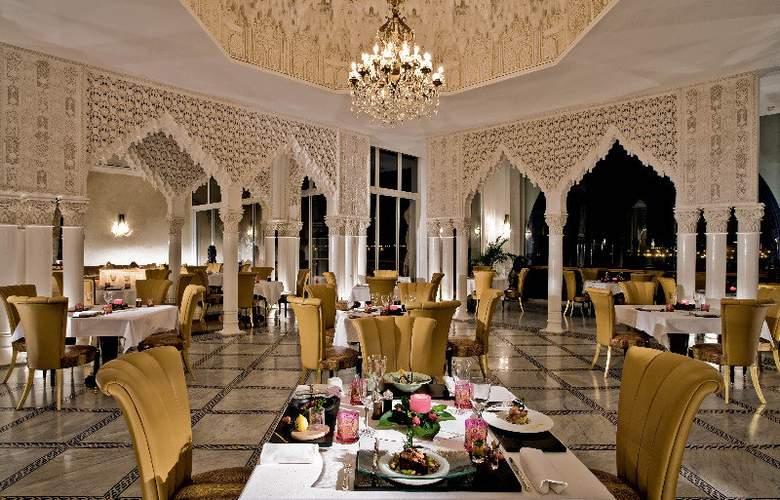 Es Saadi Marrakech Resort - Palace - Restaurant - 4