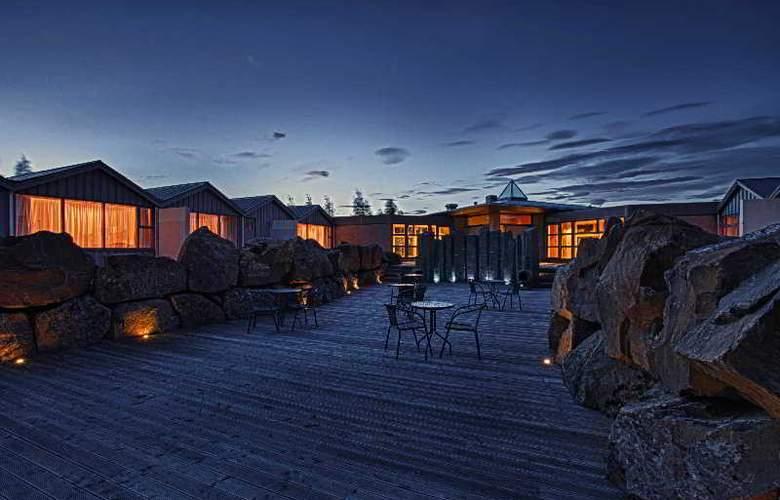 Icelandair Hotel Fludir - Terrace - 7