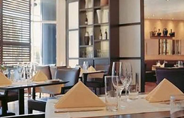 Mövenpick Hotel Lausanne - Restaurant - 3
