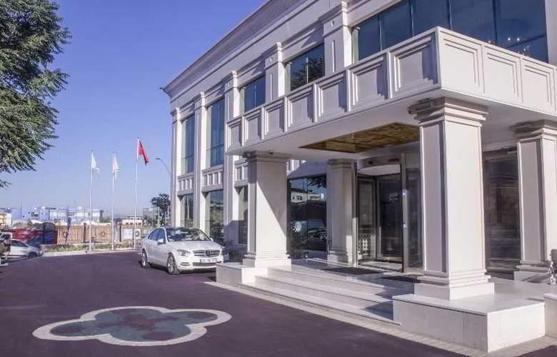 Azak Hotel Topkapi - Hotel - 0