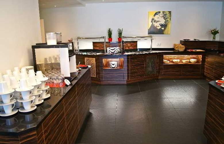 Best Western Plus Amedia Art Salzburg - Restaurant - 24