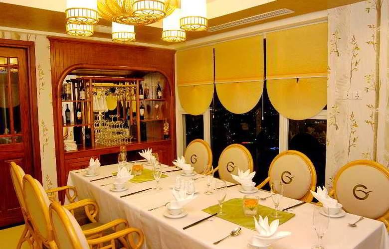 Green World Hotel Nha Trang - Restaurant - 51