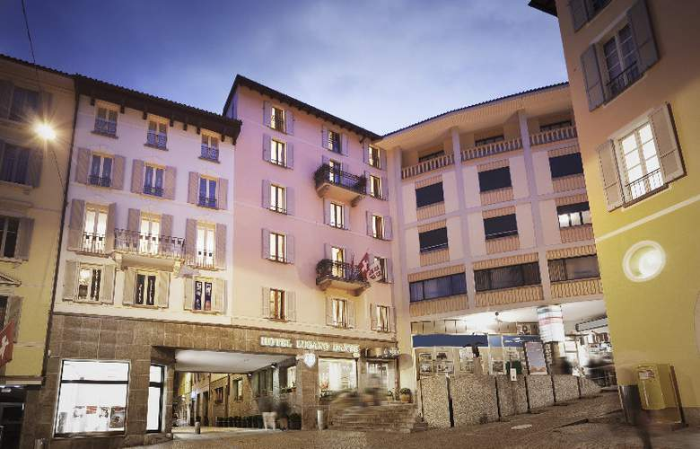 Hotel Lugano Dante Center - General - 0