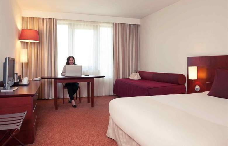 Mercure Brussels Airport - Room - 33