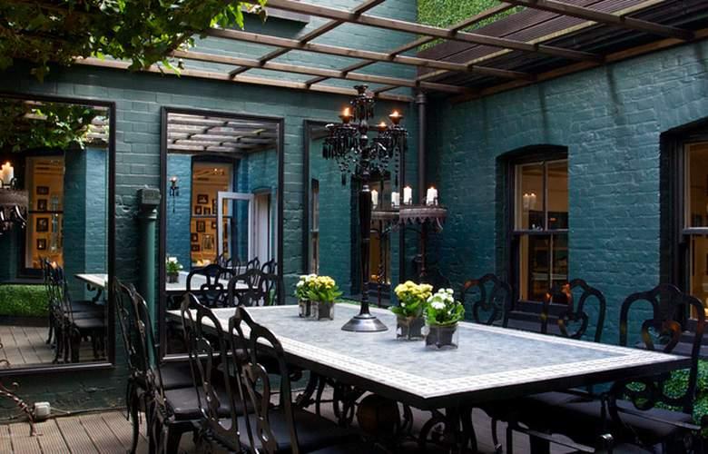 No.11 Cadogan Gardens - Terrace - 4