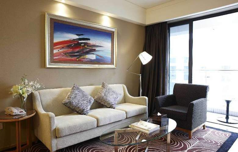 Dan Executive Apartment Guangzhou - Room - 11