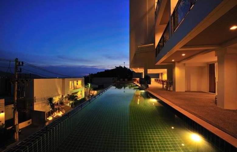 Lae Lay Suites - Pool - 9