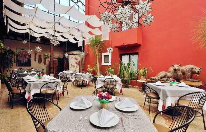 Posada Real De Chiapas - Restaurant - 8