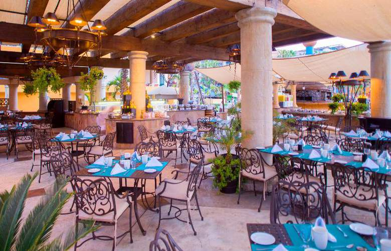 Villa del Palmar Beach Resort & Spa - Restaurant - 56