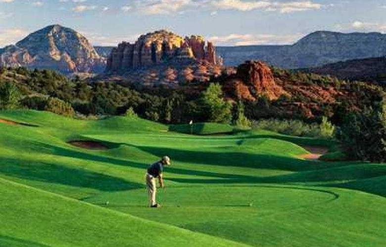 Hilton Sedona Resort And Spa - Sport - 9