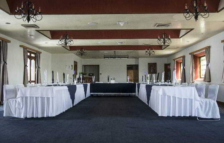 Posada San Pedro - Conference - 7