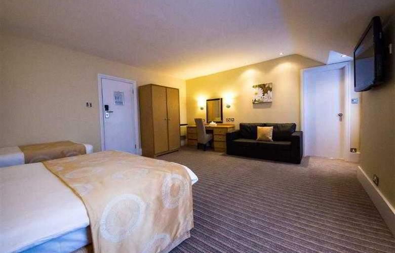 Best Western York House - Hotel - 72