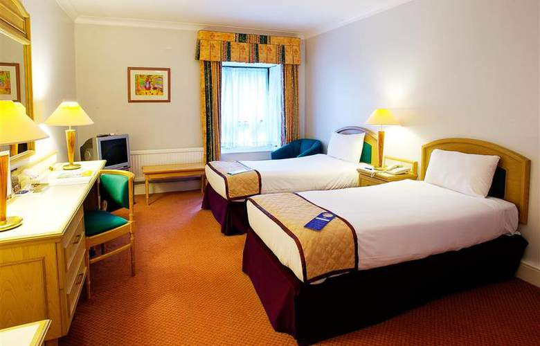 Best Western The Watermill - Room - 125