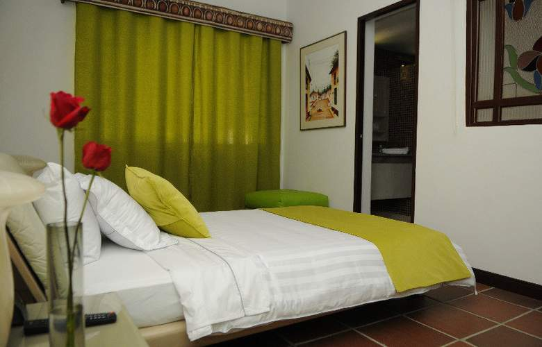 Kolor Hotel Boutique - Room - 7