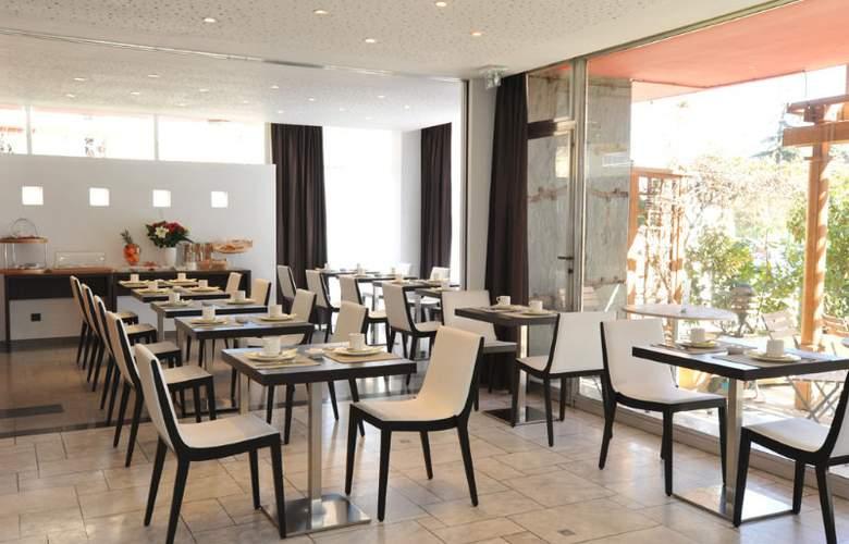 Rotonde Hotel - Restaurant - 4