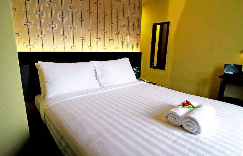 Citin Seacare Pudu by Compass Hospitality - Room - 10