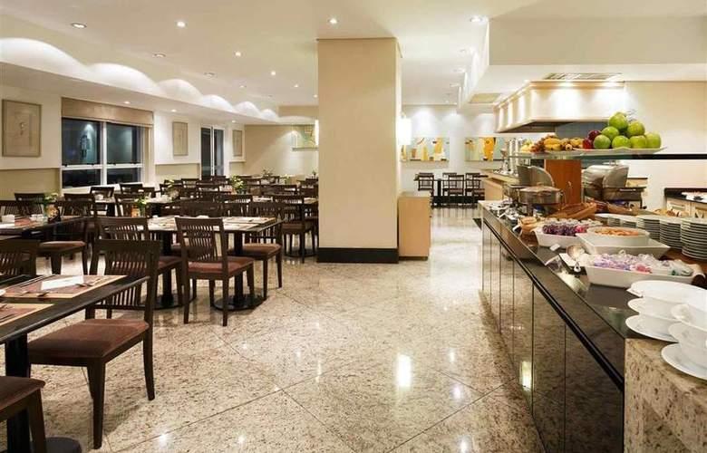 Mercure Belo Horizonte Lagoa dos Ingleses - Restaurant - 56