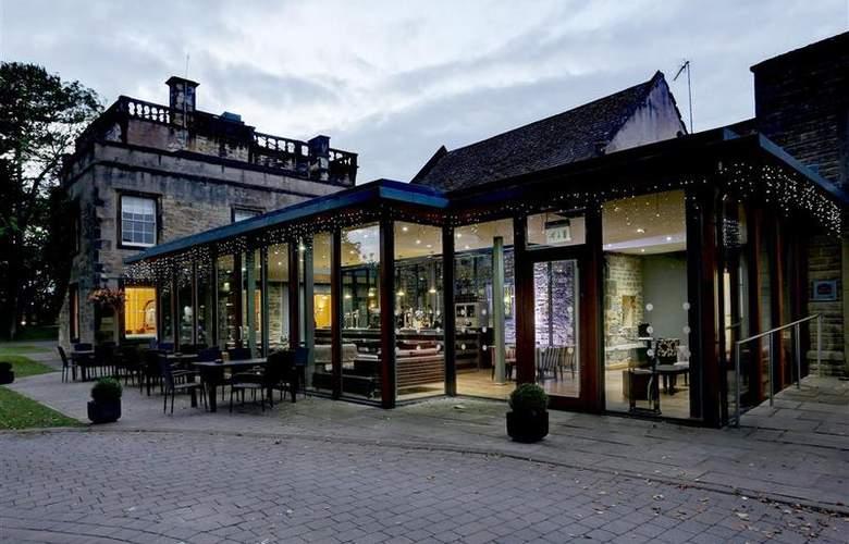 Best Western Mosborough Hall - Hotel - 139