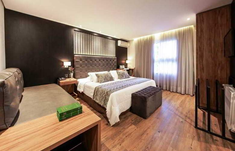 Bavaria Sport Hotel - Room - 17