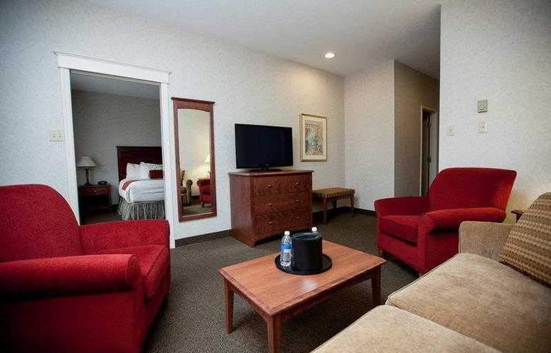 Best Western Glengarry Hotel - Hotel - 12