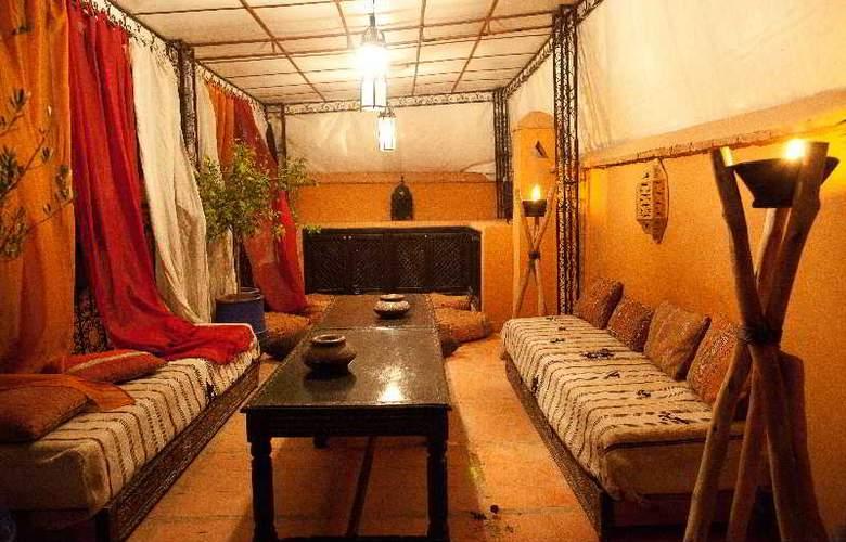 Riad La Rose Dorient - Terrace - 2