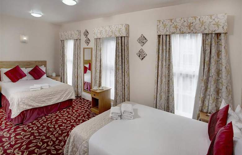 Best Western Greater London - Room - 50