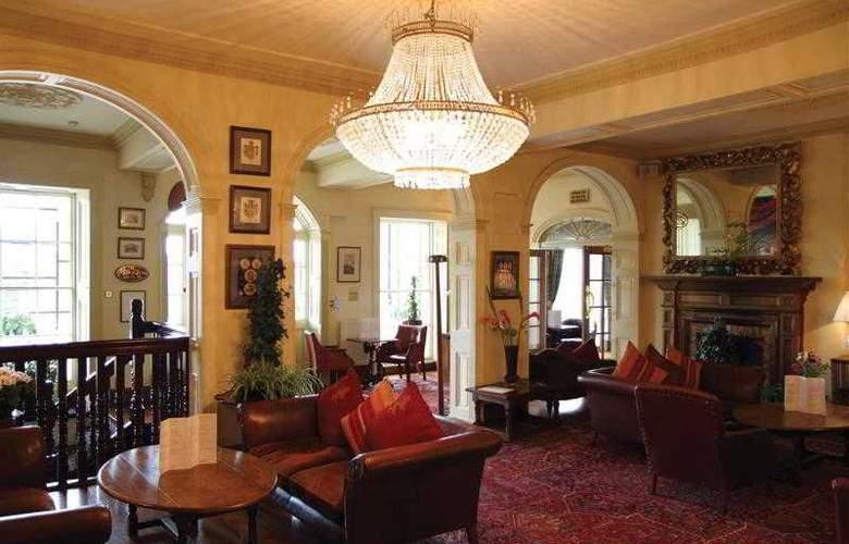 Best Western Hardwick Hall - Hotel - 0