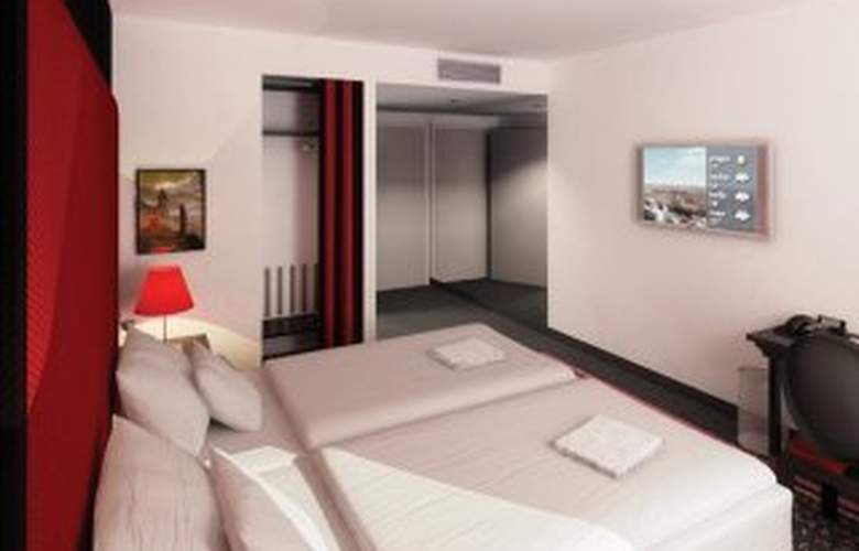 Angelo by Vienna House Prague - Room - 1