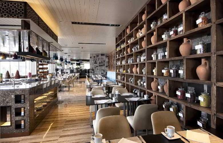 The Marmara Taksim - Istanbul - Restaurant - 25