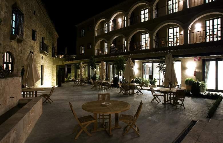 Palacio de Mengibar - Terrace - 9